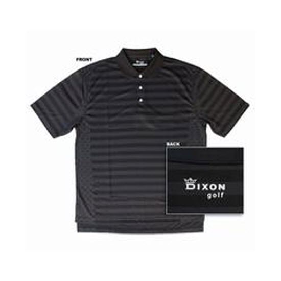 Dixon Golf Shirt svart