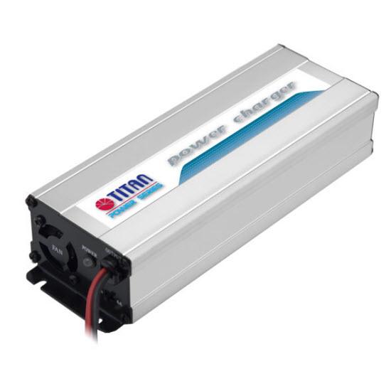 Titan batteriladdare